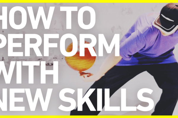 流れの作り方 FSBB BASICS#8 / How to perform with new skills / Freestyle Basketball