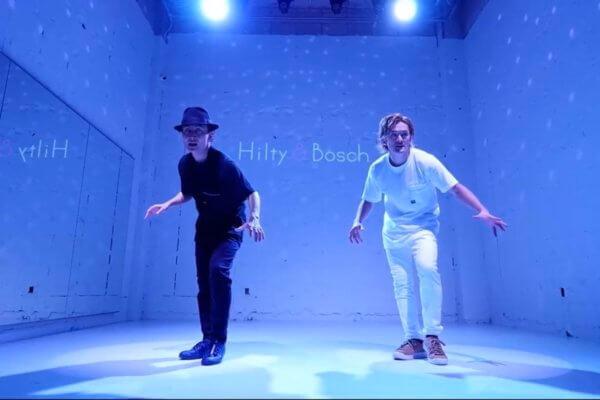 "『Hilty & Bosch オンライン DANCE LIVE ""生-Live-"" 』の配信を行いました!"